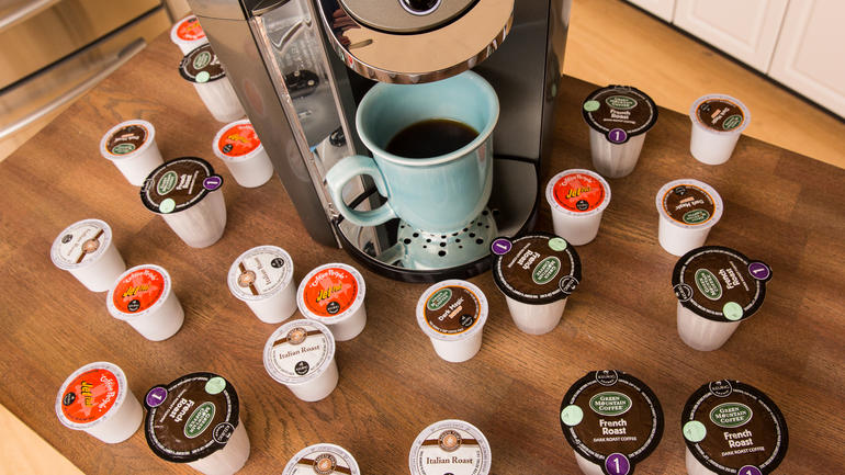 what k cups work with 2.0