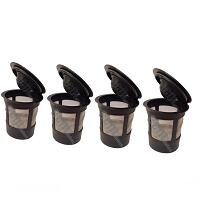 4 Permanent Coffee Filters for Keurig