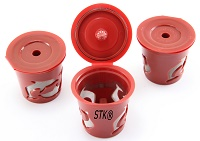 STK's Reusable K-Cups 3 Count for Keurig K-Cup Brewer