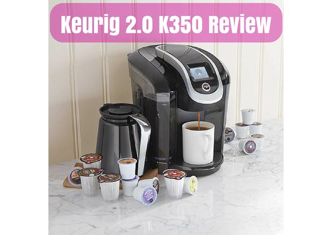 Keurig 2.0 K350 Reviews
