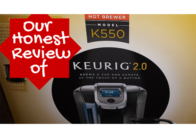 Keurig 2.0 K550 Review