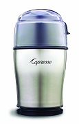 Capresso 503.05 Stainless Steel Cool Grind Coffee Grinder, Stainless Steel