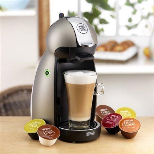 DeLonghi Nescafe Dolce Gusto Piccolo Plus Coffeemaker