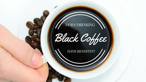 what are the benefits of black coffee