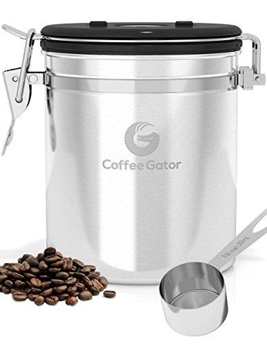 best ground coffee storage container