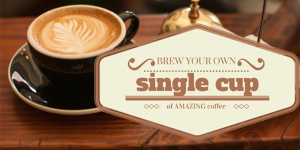 What are the Best Single Cup Coffee Brewers That Use Your Own Coffee?