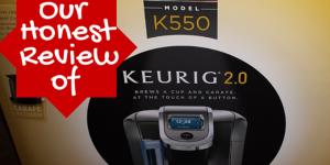 Did We Love it? Our Keurig 2.0 K550 Review