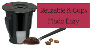 Your Easy My K Cup Reusable Coffee Filter Instructions to Get You Brewing in No Time