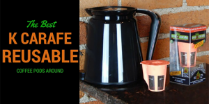 What are the best Keurig K Carafe Reusable Coffee Pods?